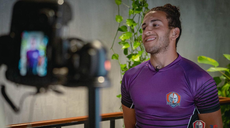 Kavallieri RFC player Mariano-Cutajar